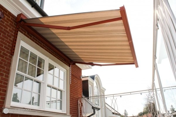 Patio Awning | Roof Terrace | Caribbean Blinds