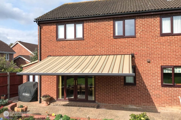 Patio Awning | House | Caribbean Blinds