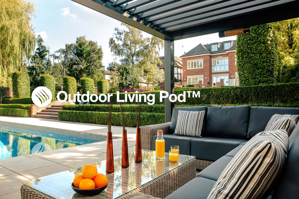 Outdoor Living Pod - Holiday At Home