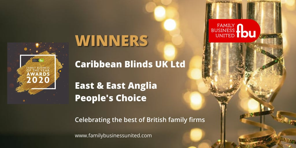 Caribbean Blinds Family Business of the Year