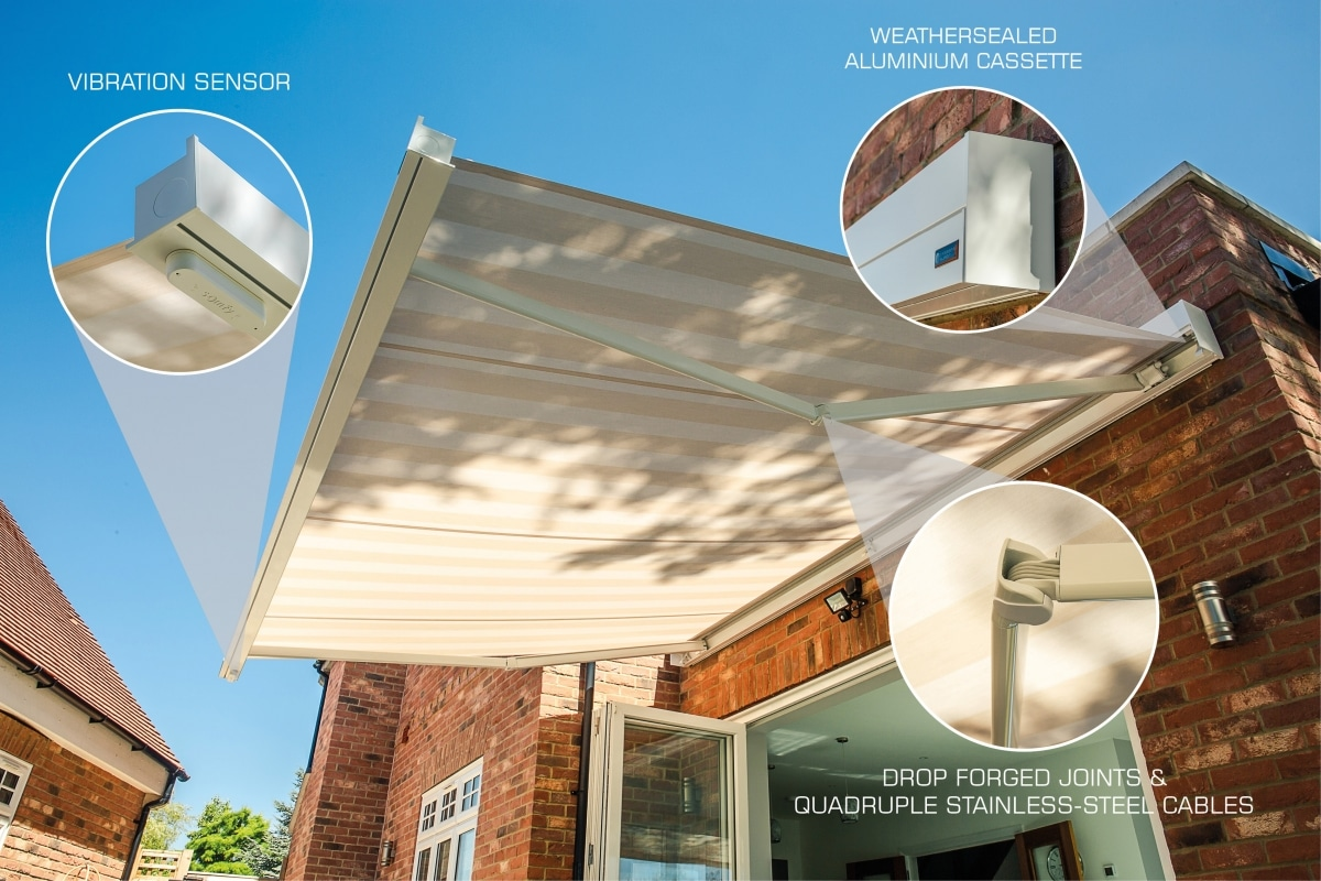 Patio Awning   Single Storey   Caribbean Blinds   Features   All Weather