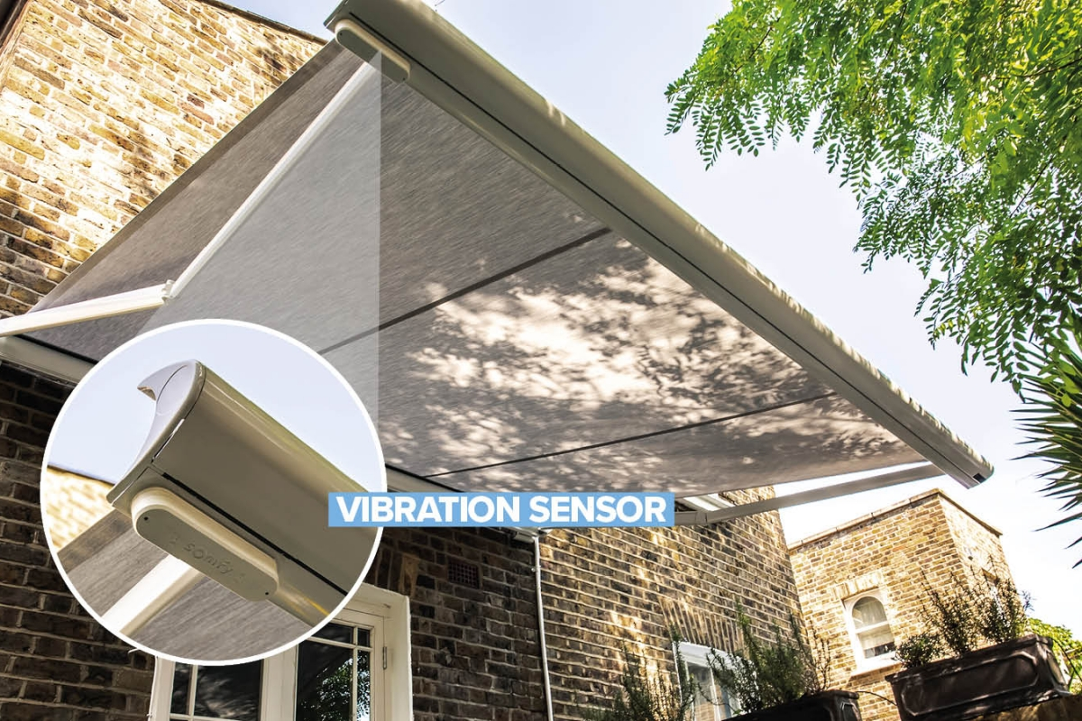 Patio Awnings | Houses | Caribbean Blinds