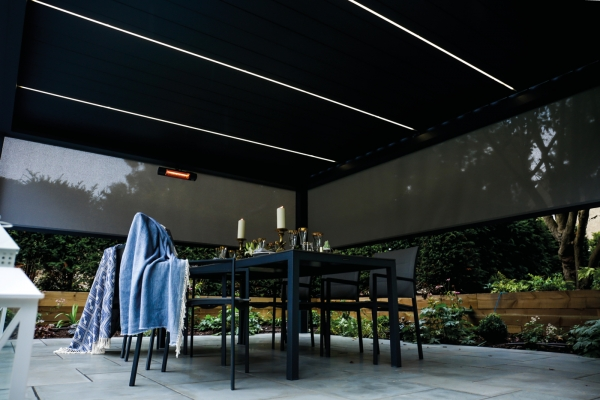 Outdoor Living Pod | Pergolas | Louvered Roof | Canopy | Awnings