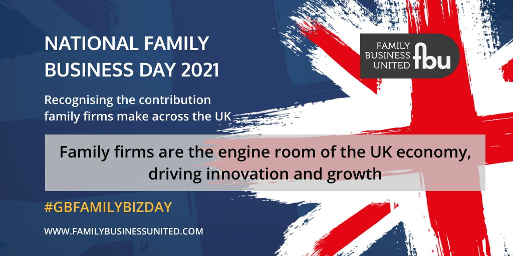 National Family Business Day, Family Business, Family Business United